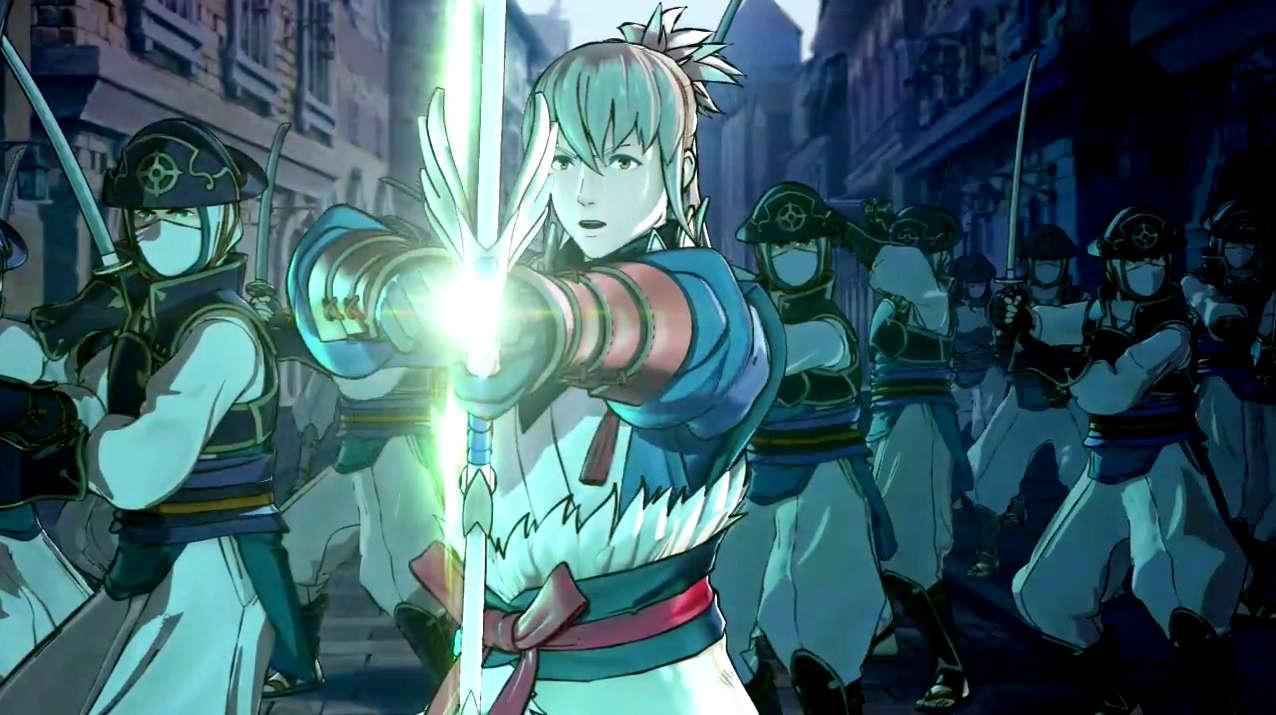 Fire Emblem Fates E3 2015