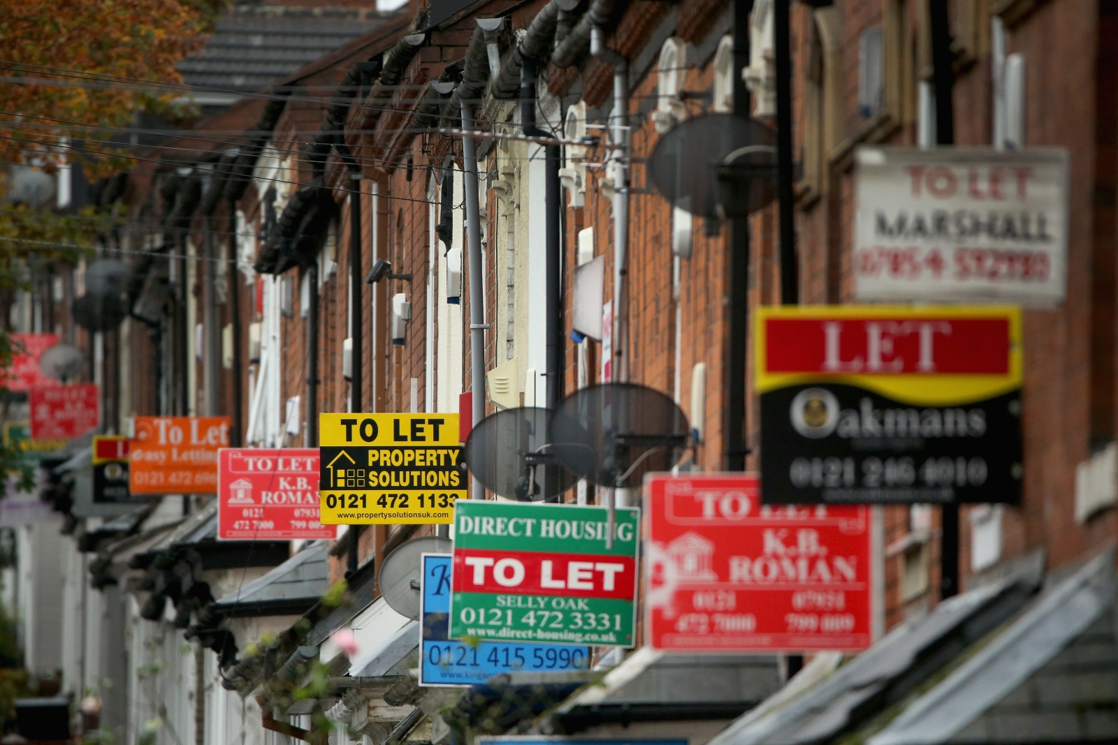 UK housing market: Rents outgrow house prices in England and Wales amid Summer Budget warning