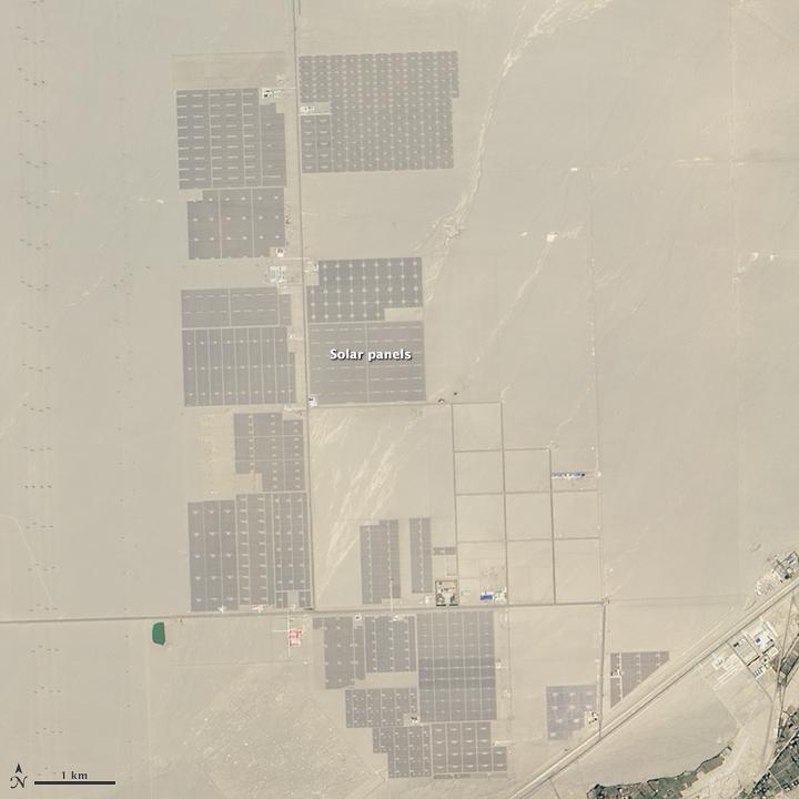 china solar power