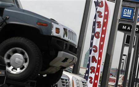 Car sales helped boost September's retail sales growth