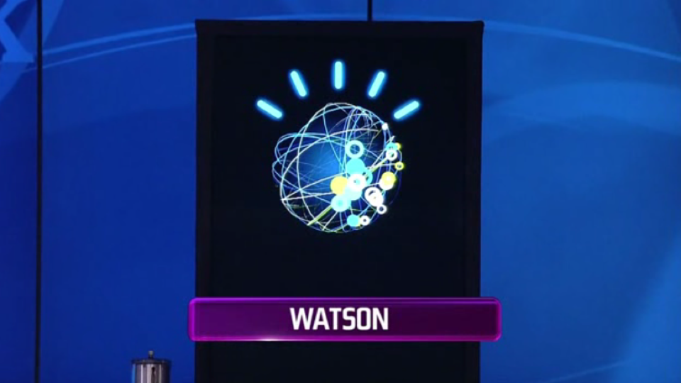 IBM Watson artificial intelligence
