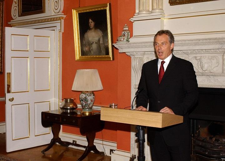 Tony Blair 7/7