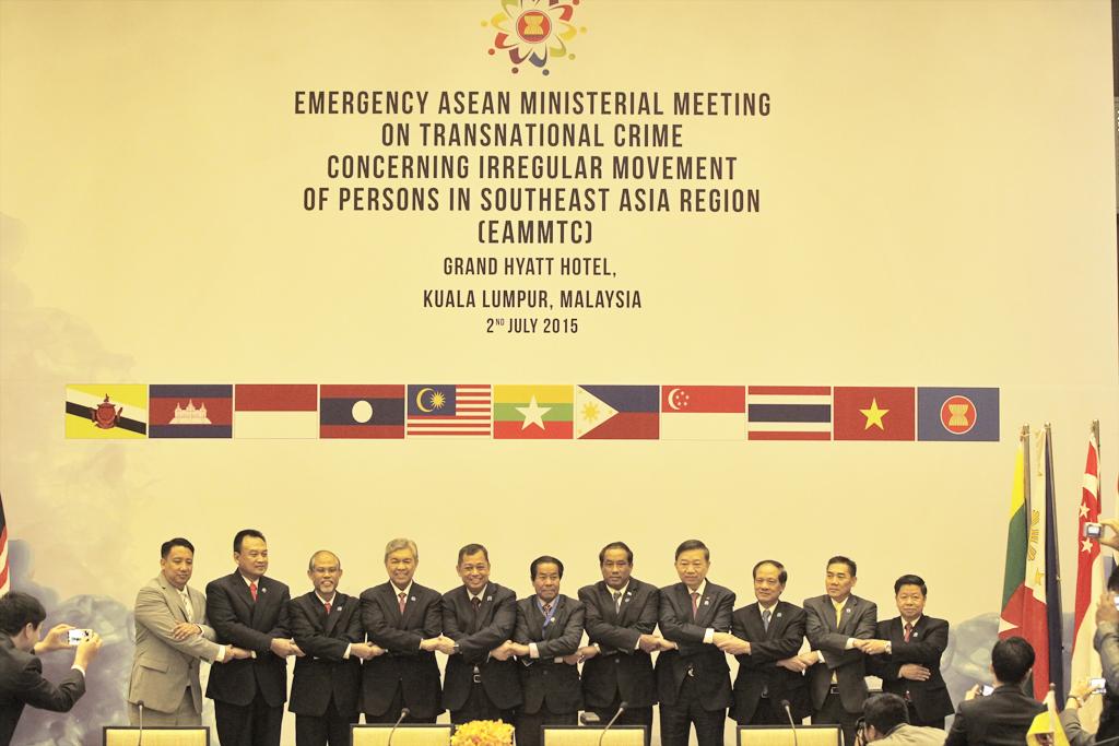 ASEAN meeting in Malaysia