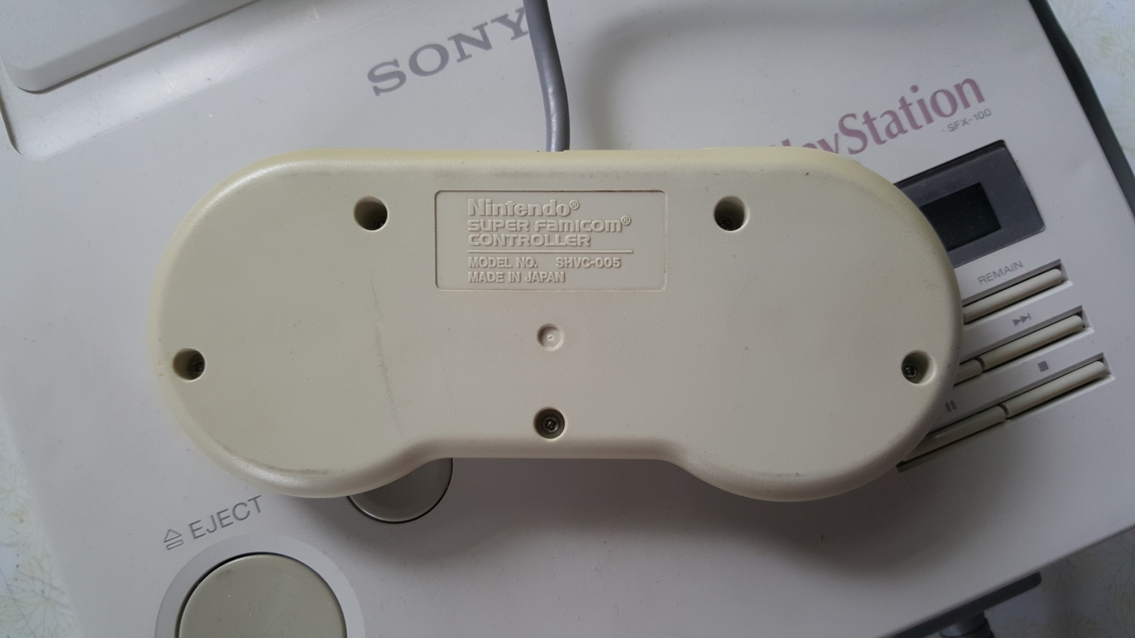 Sony Nintendo PlayStation