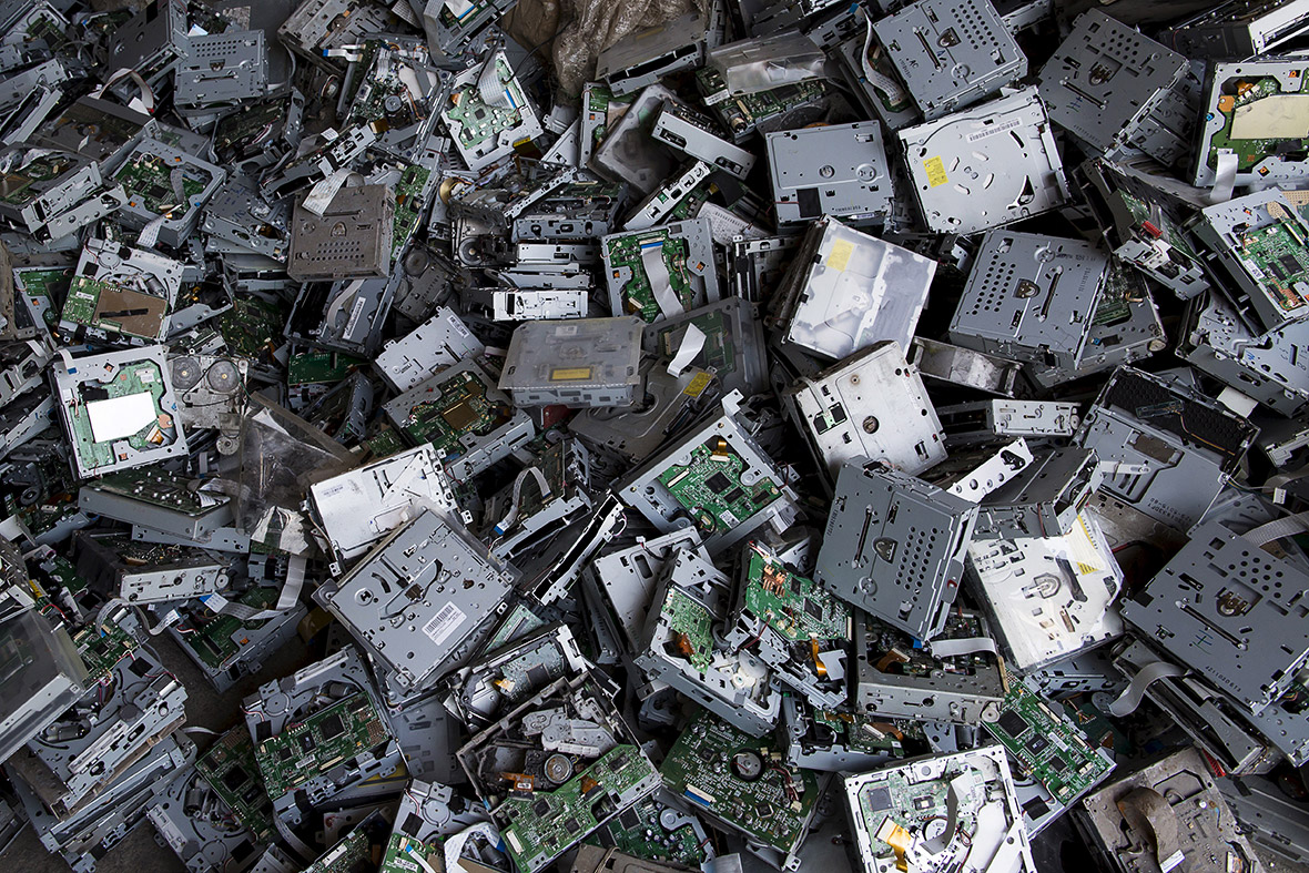 guiyu electronic waste China