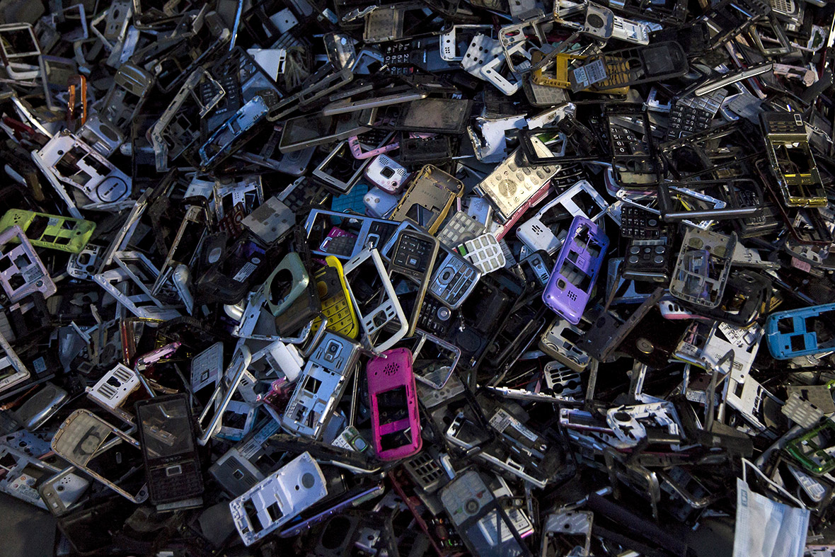 Guiyu Waste Dump The Chinese Tip Where Your Old Mobile