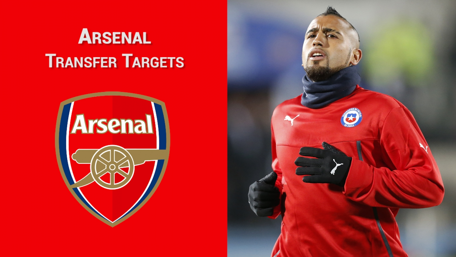 Arsenal transfer targest