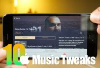 Apple Music jailbreak tweaks