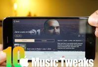 Apple Music jailbreak tweaks