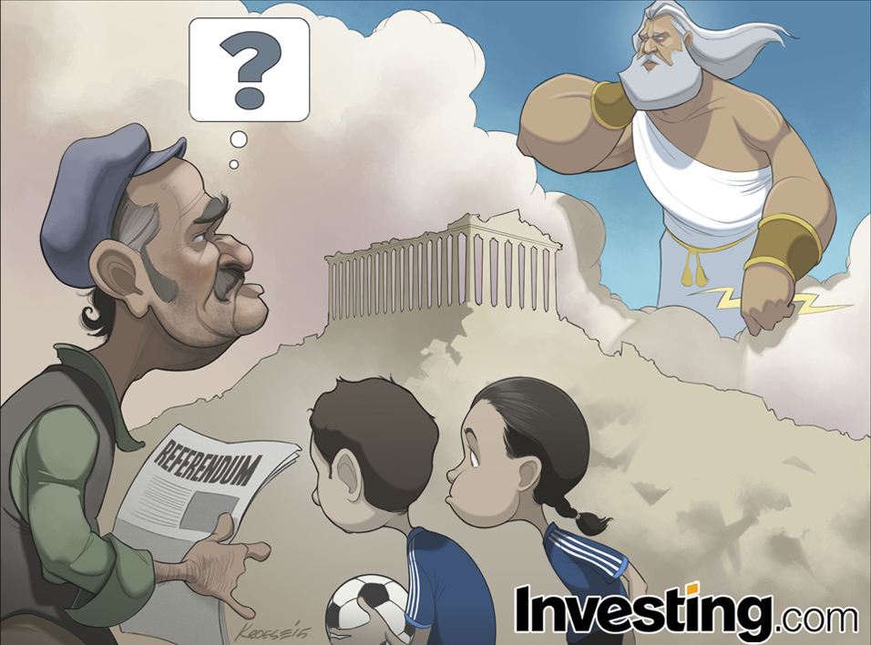 Greece cartoon