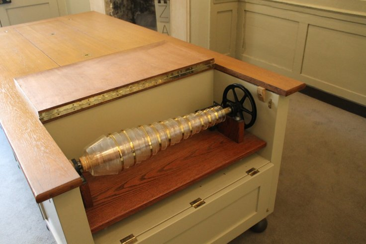 Ben Franklin glass armonica