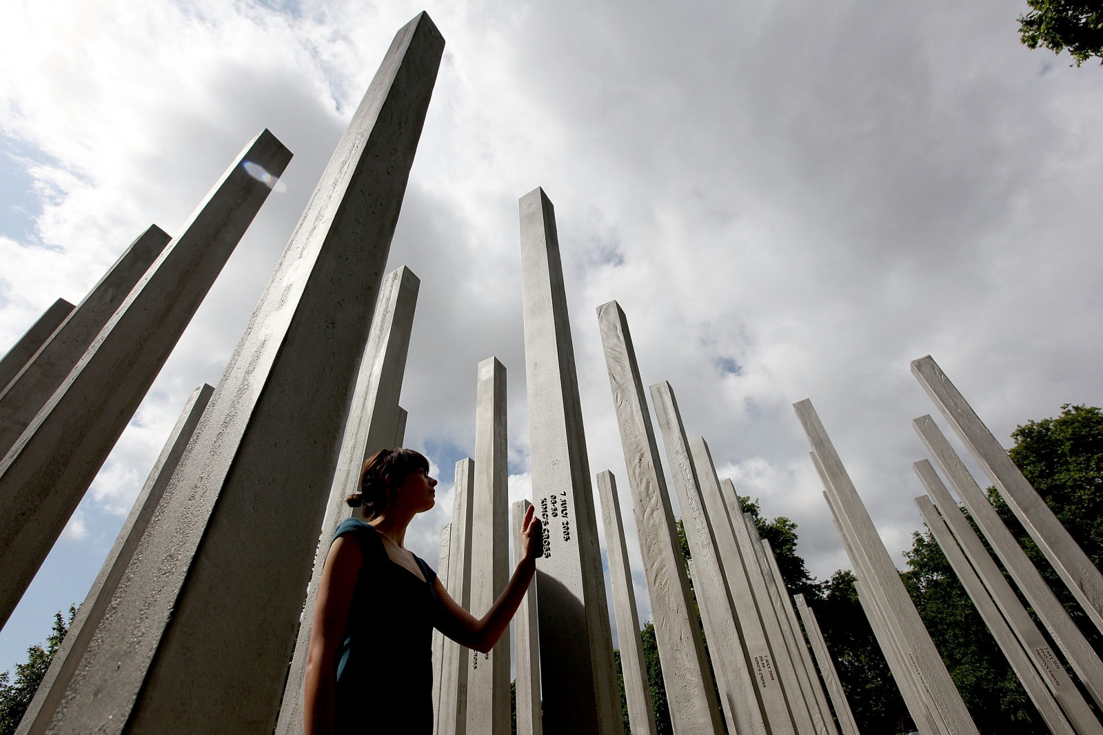 7/7 London bombings memorial