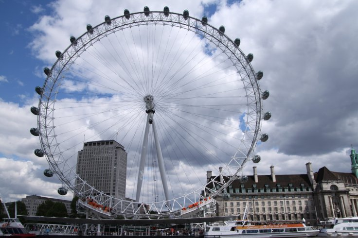 paris is getting rid of its big wheel should london do the same