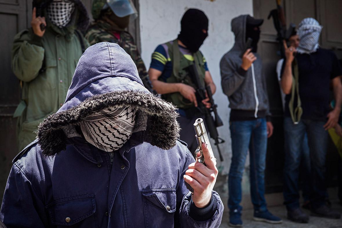 Mohammed Kasba Qalandiya Israel