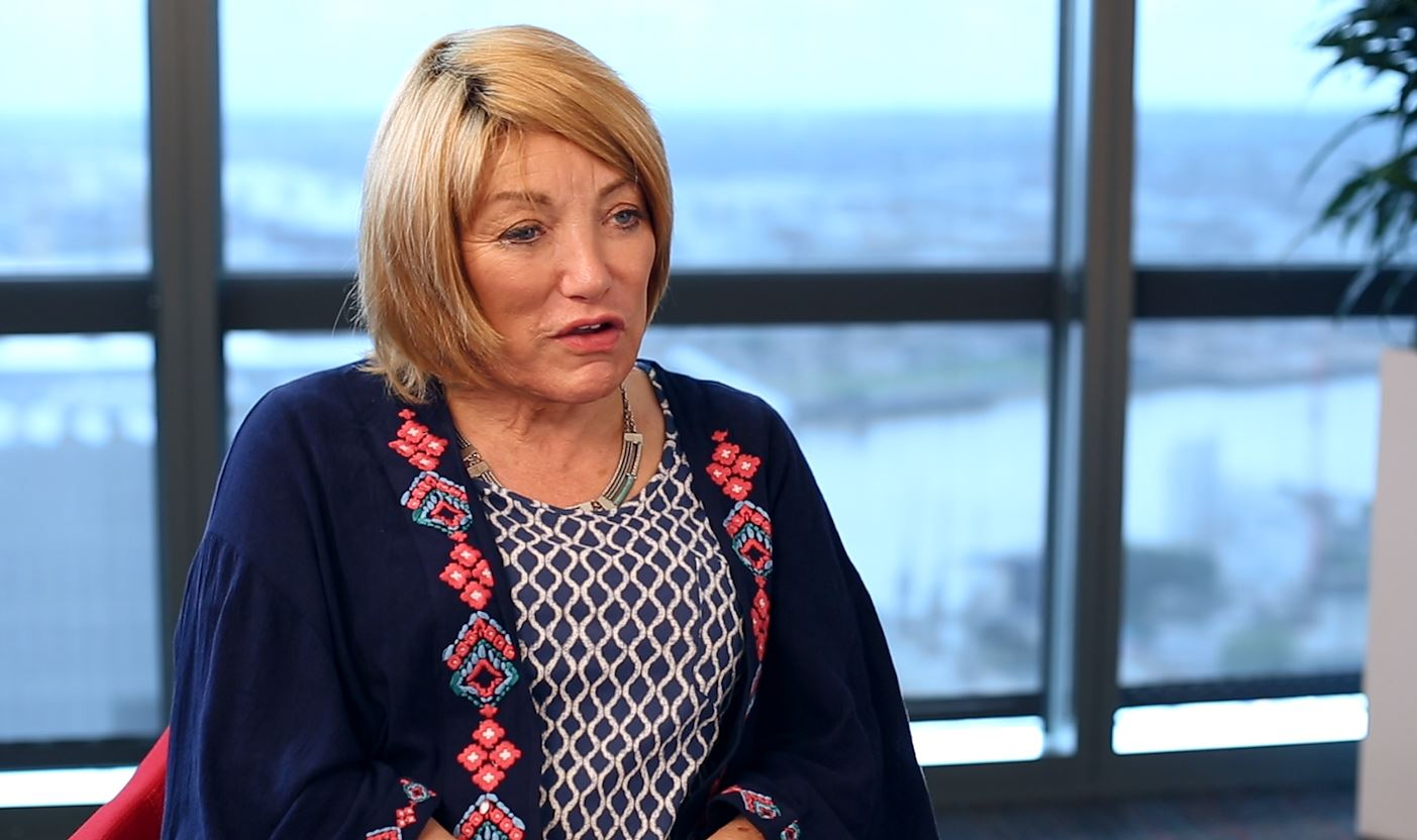Kellie Maloney