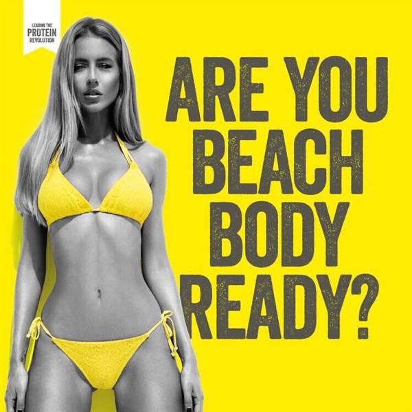 Are you beach body ready