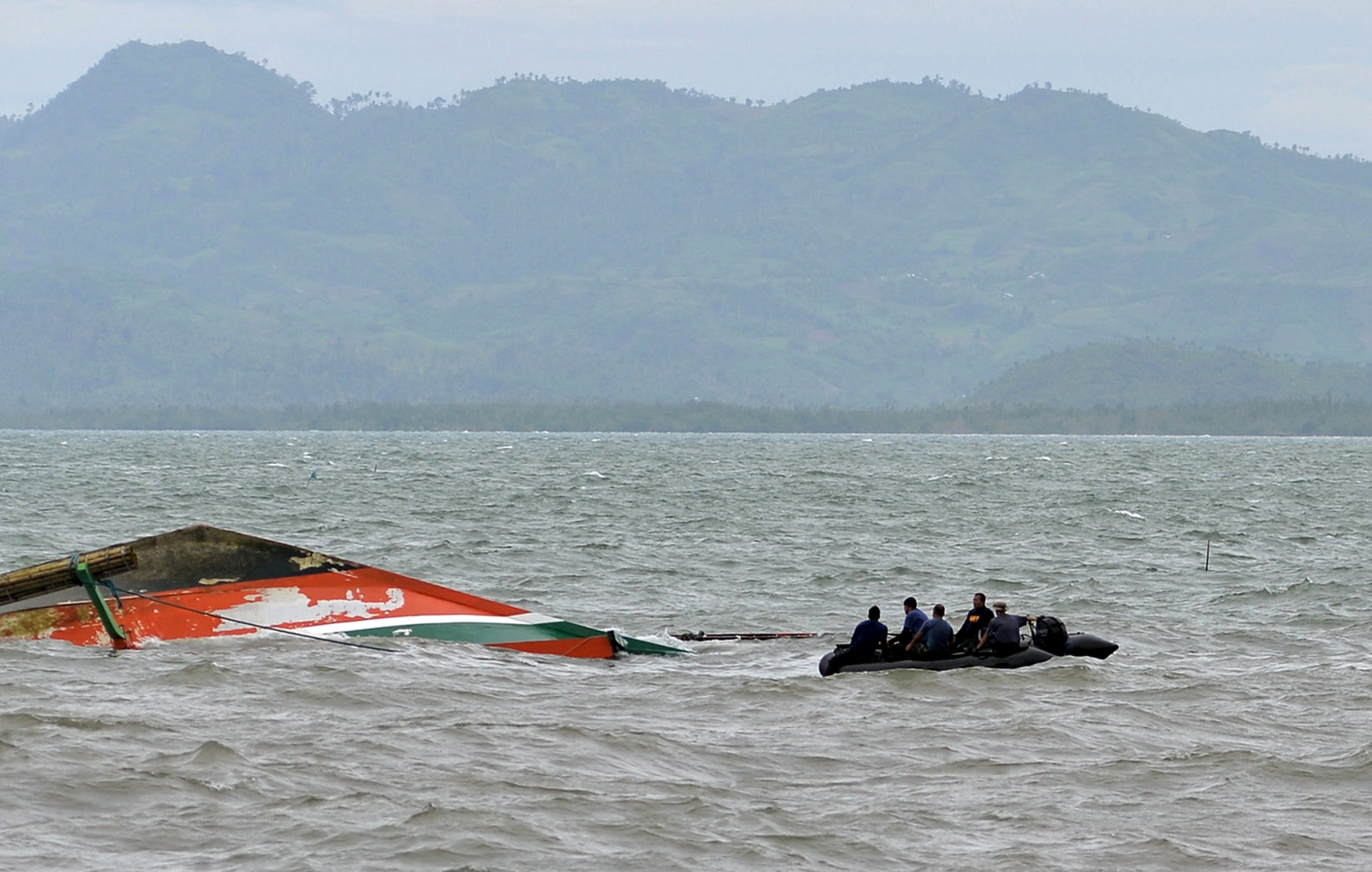 FERRY DISASTER