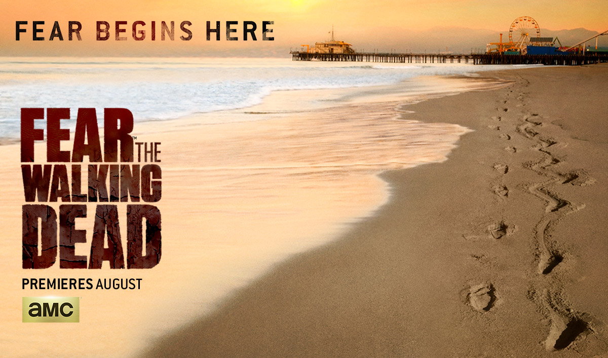 Fear the Walking Dead premiere