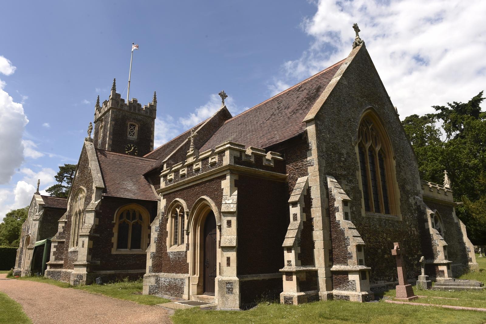 MARY MAGDALENE CHURCH