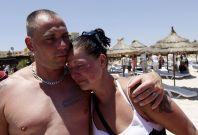 Tunisia attack victims