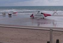 Tywyn drown hero rescue