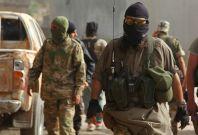 SAS sent to fight ISIS