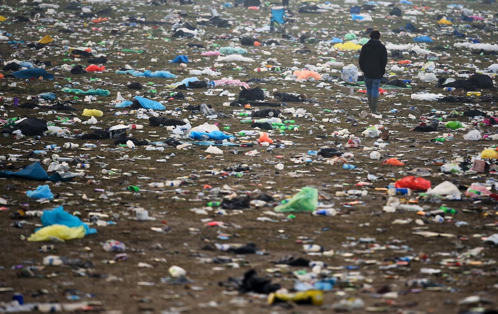 UK rubbish