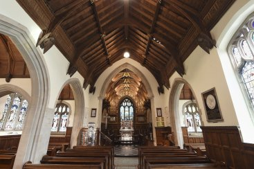 Christening church
