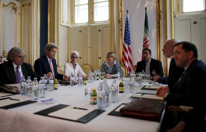 US Iran Nucelar deal in Vienna