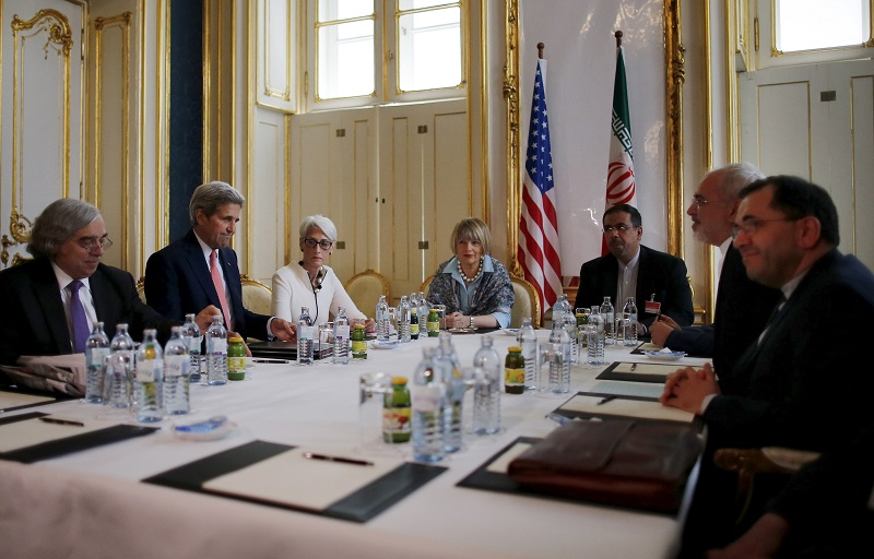 US Iran Nucelar deal in Vienna