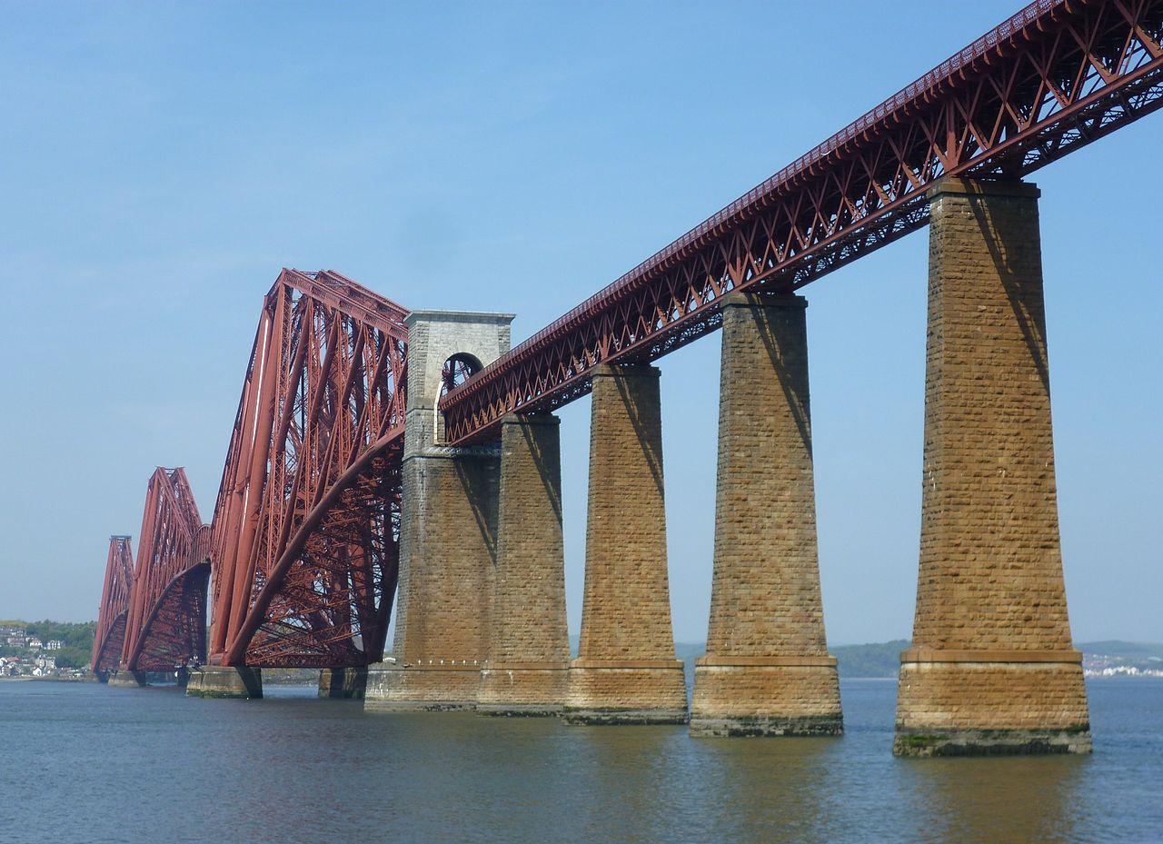 Forth Bridge Scotland