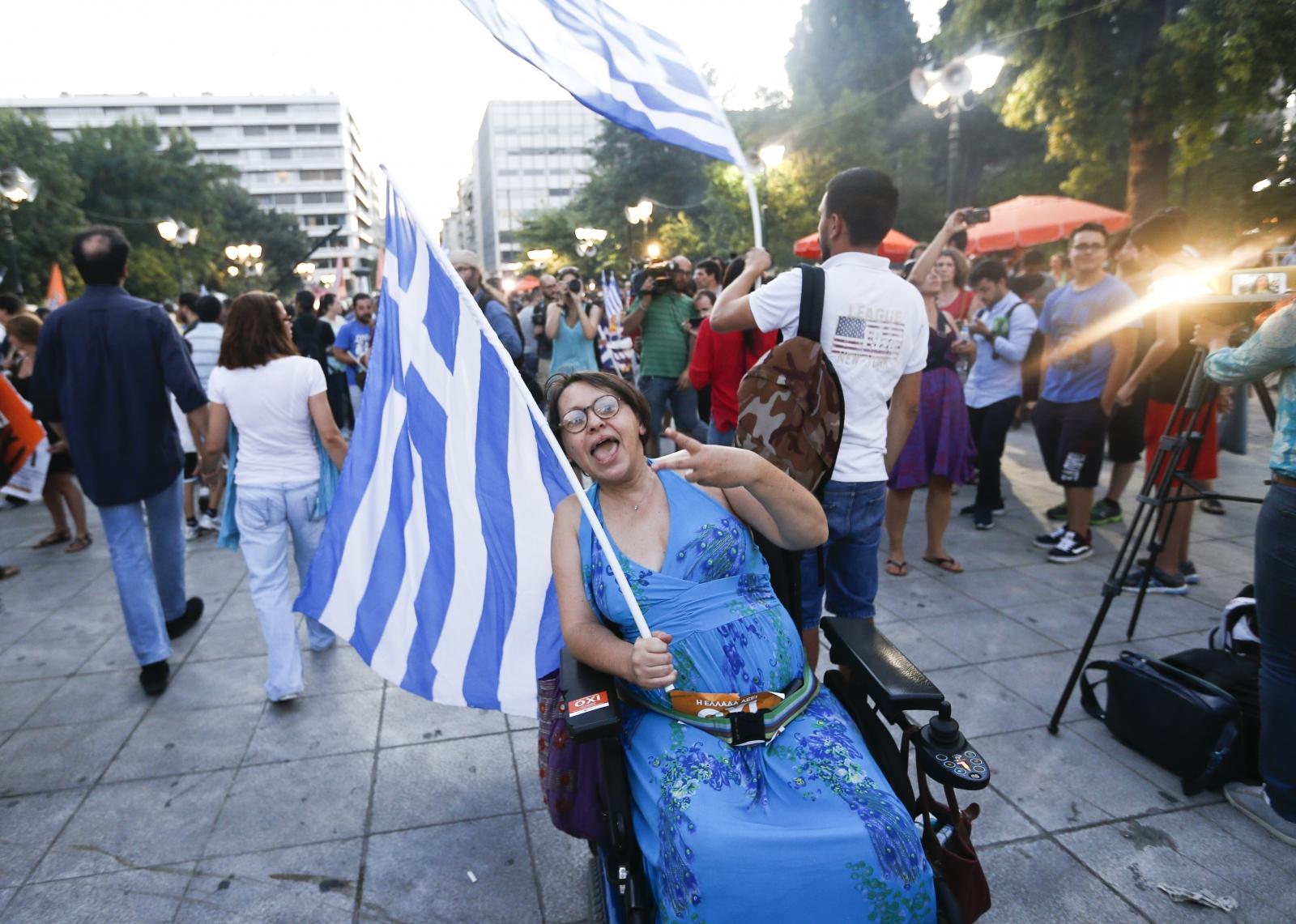 Greek referendum 5 July