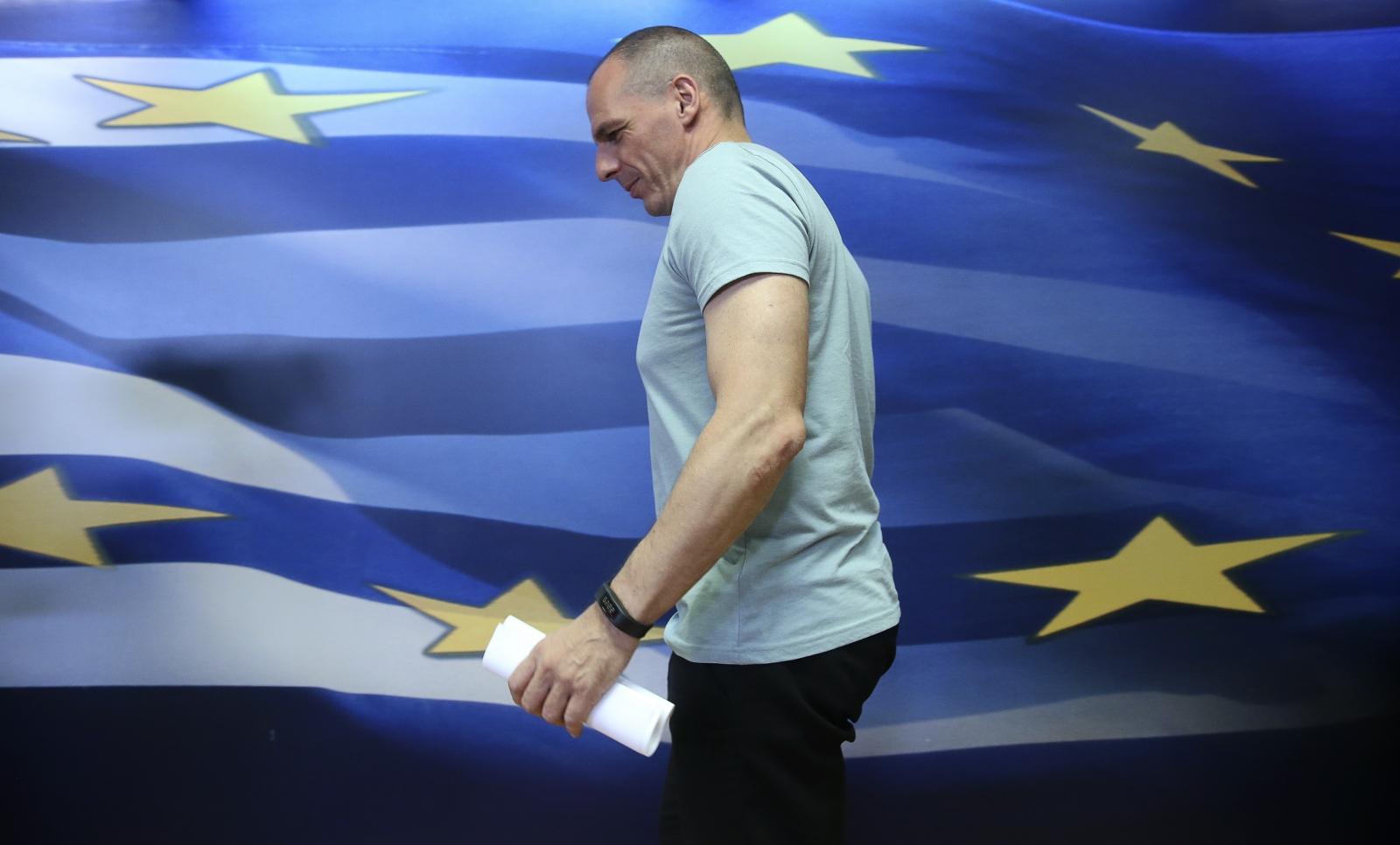 Former Greek Finance Minister Yanis Varoufakis says new ...