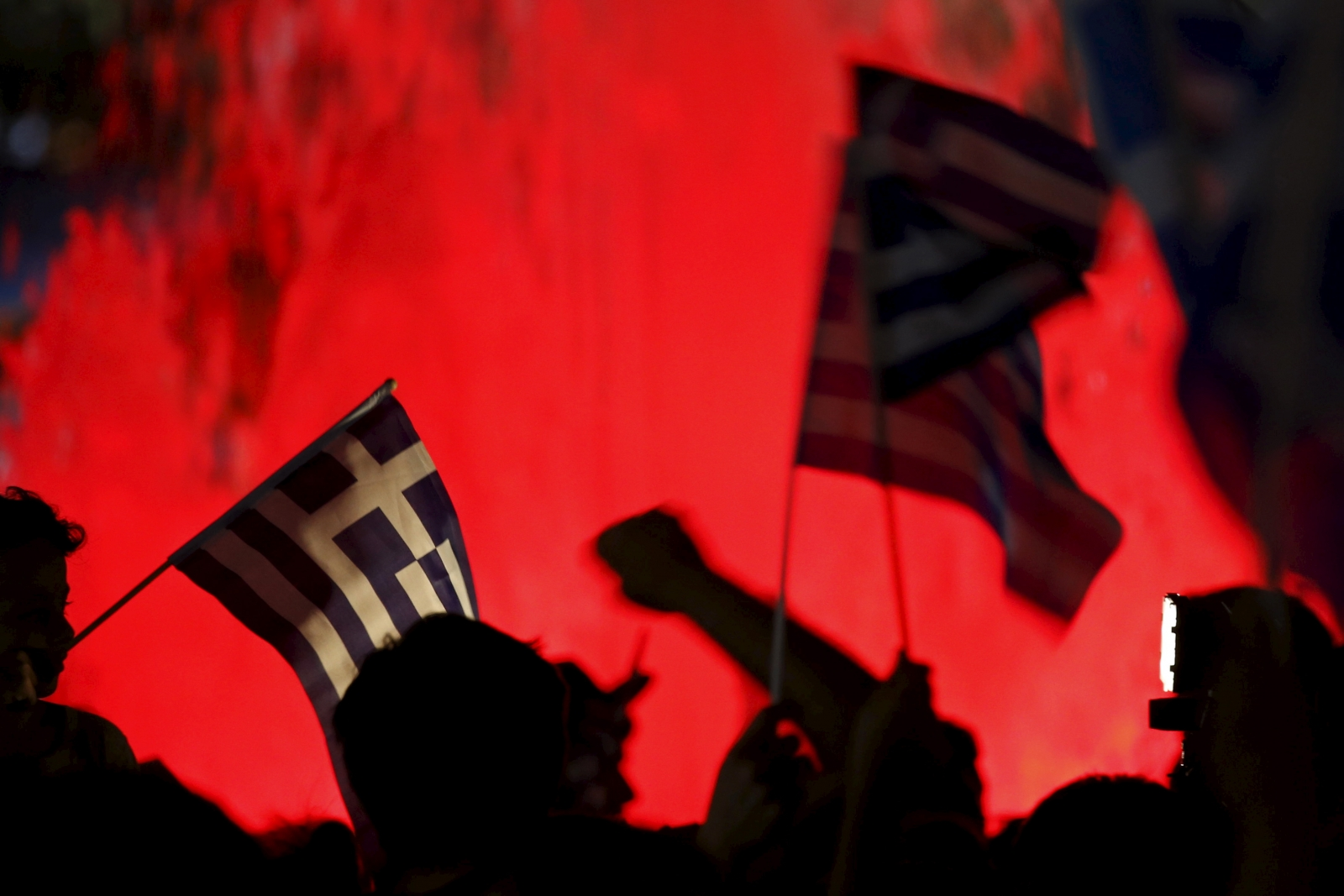 Asian markets after Greek referendum