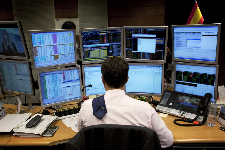Traders Hormones Increase Financial Risk Taking