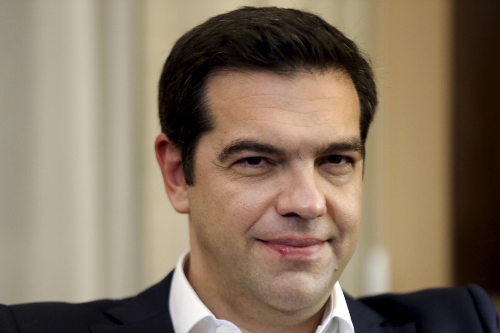 Greek referendum results