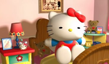 af56a91f2 Hello Kitty 3D It is not yet known what format the film with take YouTube)  (Sanrio Digital