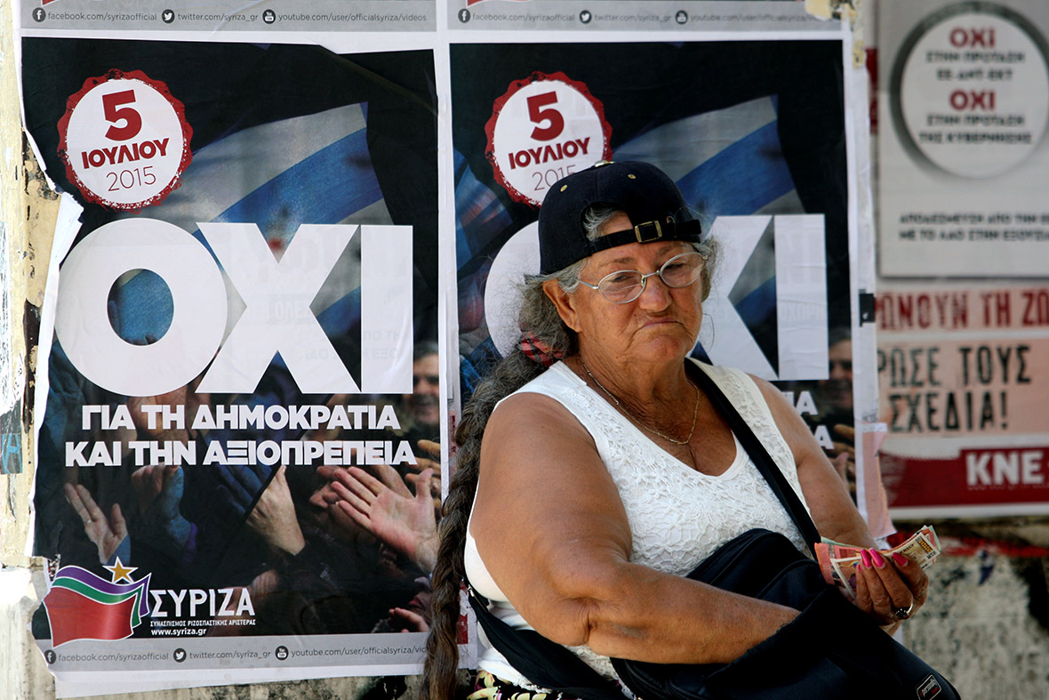 greece crisis: austerity