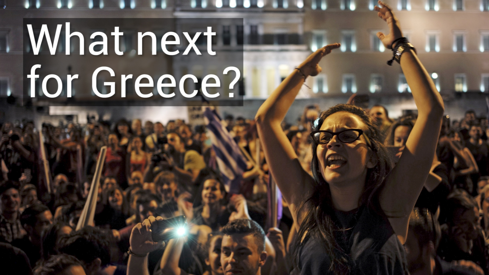 What next for Greece?