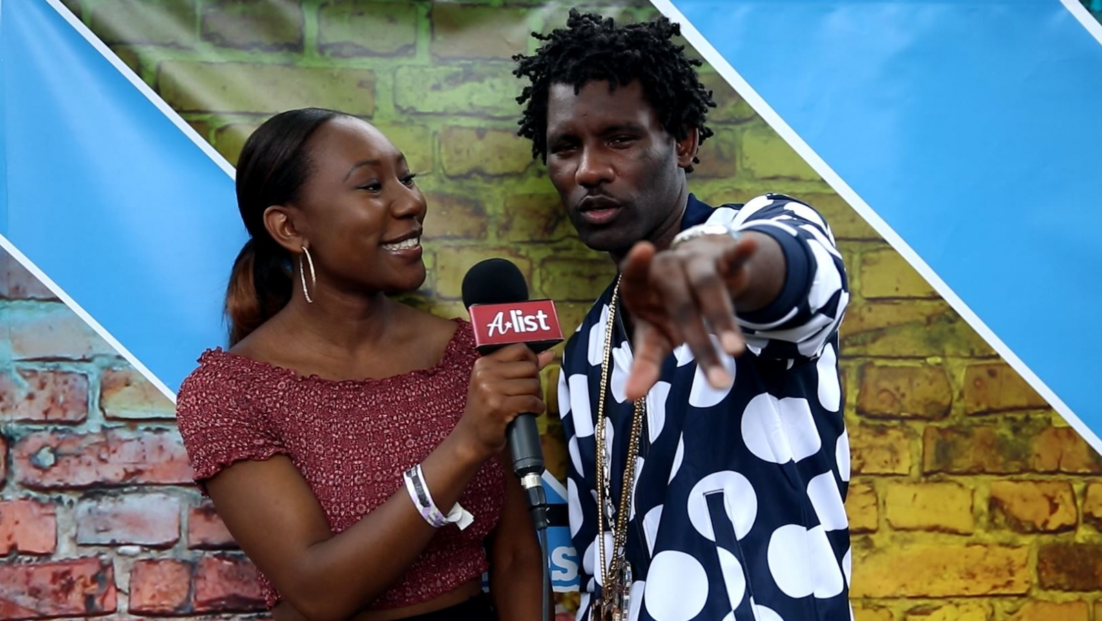 Wireless Festival 2015: Wretch 32 Interview