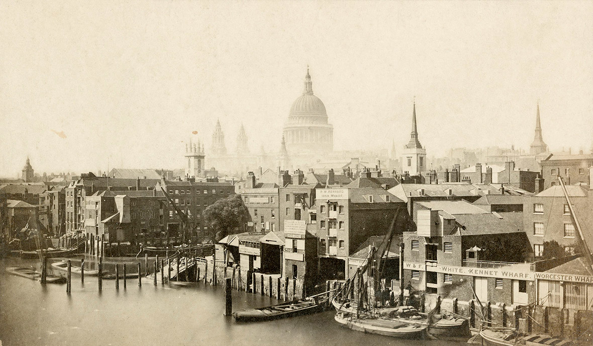 Historic England Previously Unseen Photos Provide A