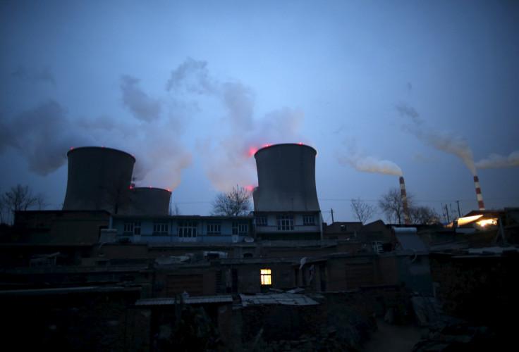 coal china carbon emissions