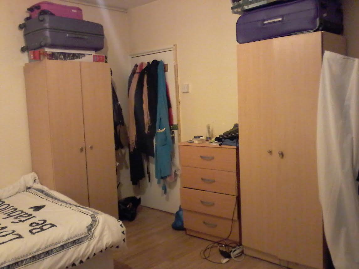 Ana Lopez's bedroom