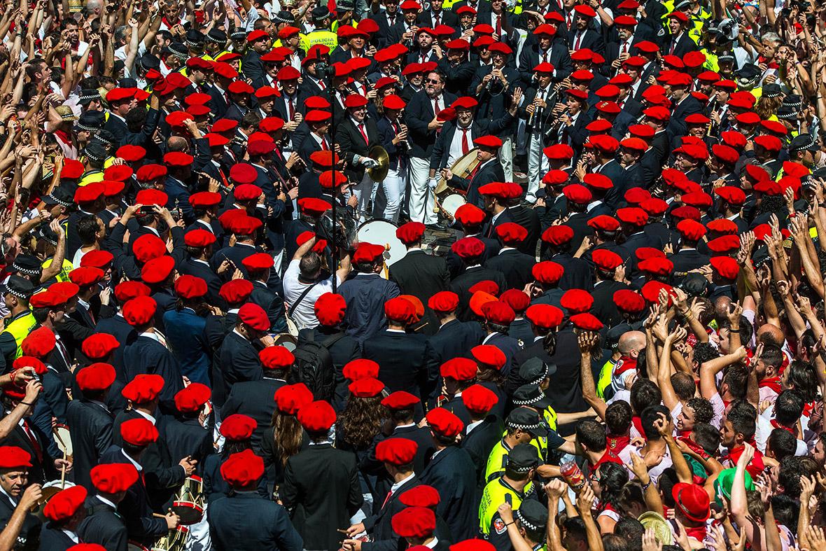 Pamplona San Fermin