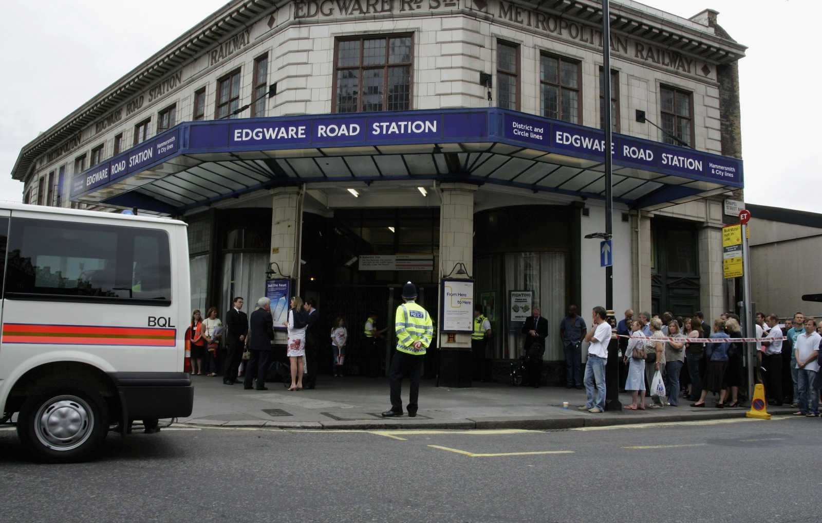 edgeware road station