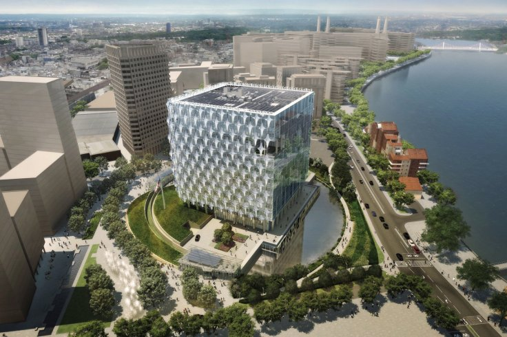 US embassy Nine Elms London