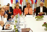 Iran nuclear talks in Vienna