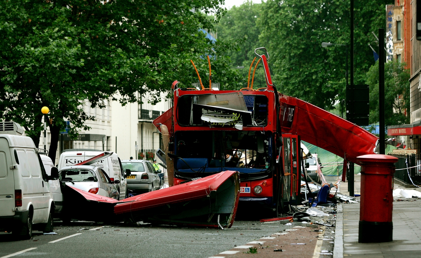 7/7 London bombings anniversary