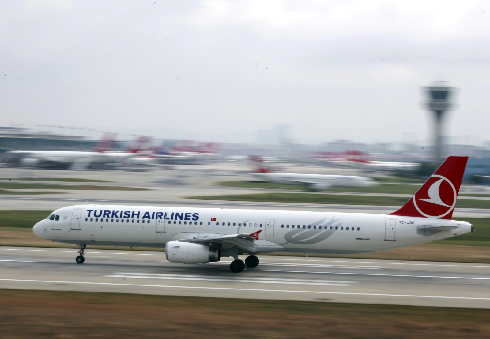 Turkish Airlines emergency landing in Delhi