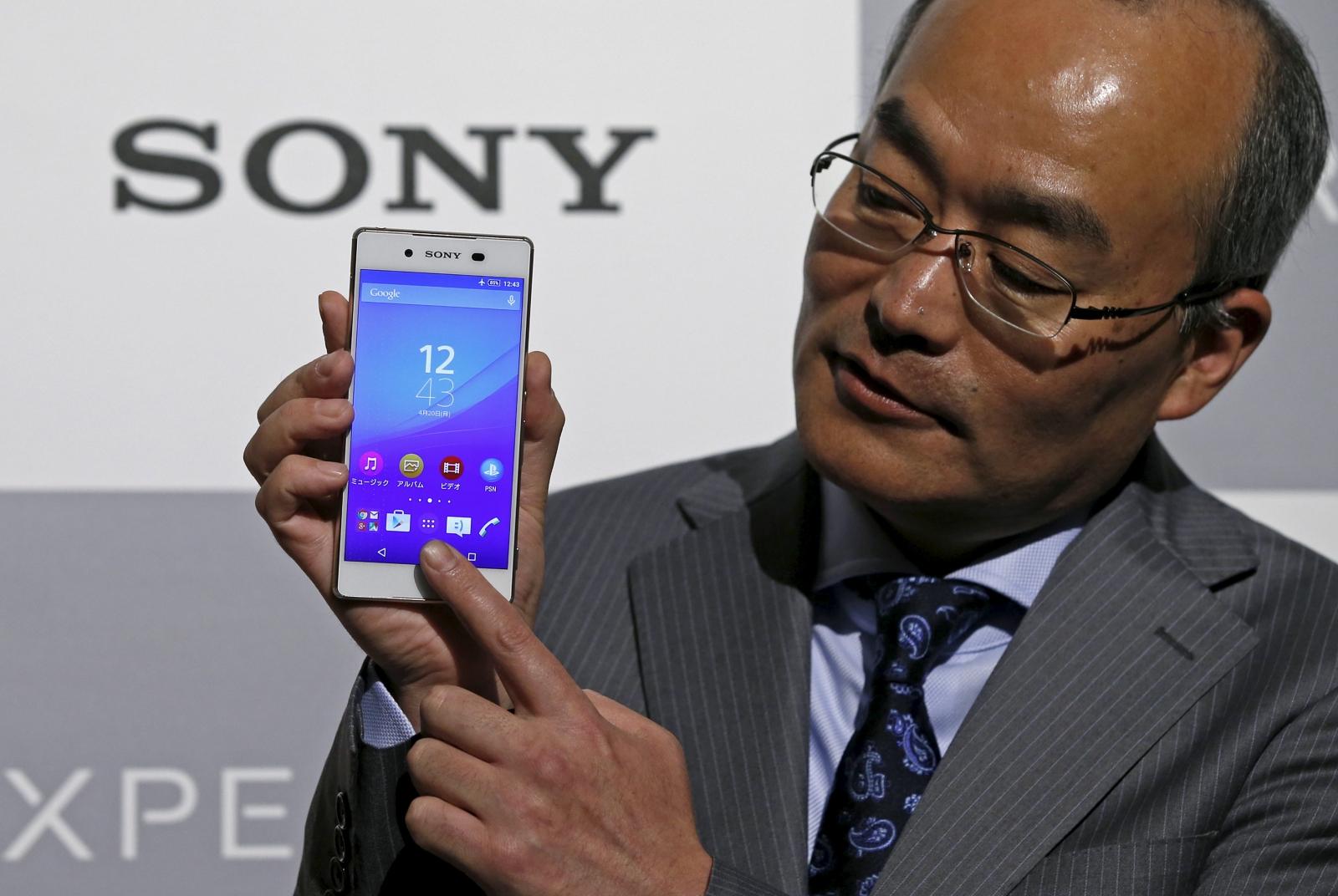 Hiroki Totoki Sony Mobile CEO